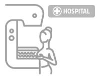 hospital con mastografó